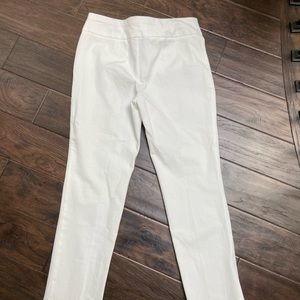 Chico's pull on trousers